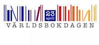 Logga för världsbokdagen